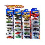 3698 - Auto Hot Wheels Escala 1-64 Matte