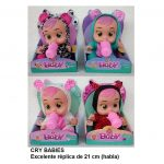 6180 - CRY BABIES 21 CM
