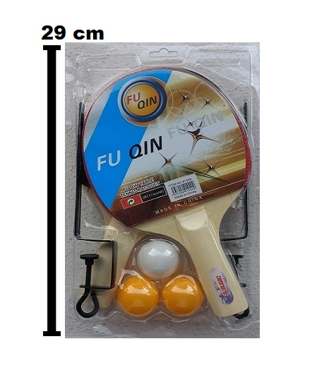 6408 – SET PING PONG CON RED