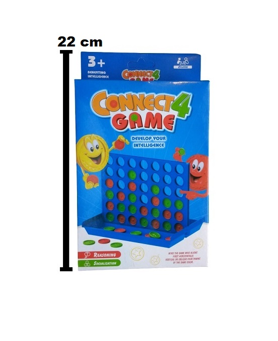 6761 – CONNECT 4 GAME