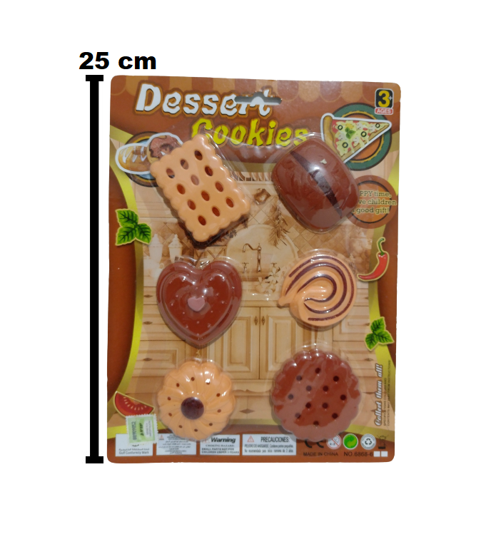 6926 – SET GALLETITAS-